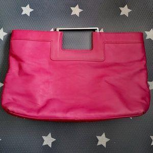 BANANA REPUBLIC 100% leather handbag